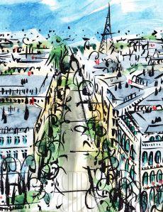Paris, by Barbara Redmond