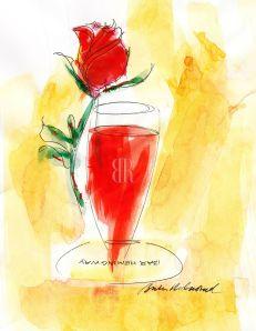 Bloody-Mary, Bar Hemingway Ritz Paris, by Barbara Redmond