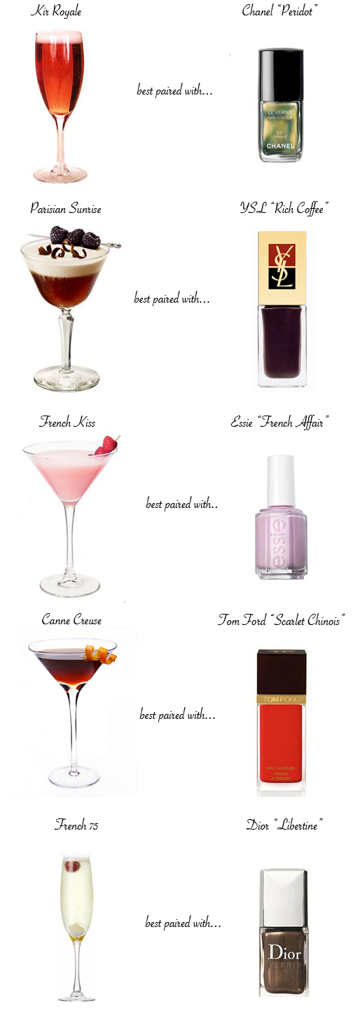 Cocktails & Nails