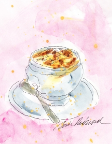 French Onion Soup by Barbara Redmond