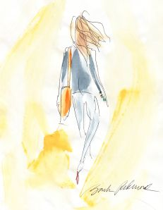 La Parisienne, by Barbara Redmond