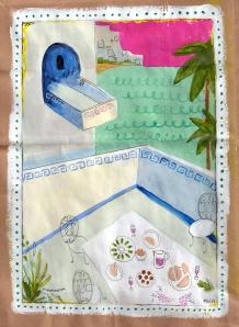 Greece, by Michelle Schwartzbauer