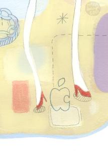 Back to school, by Michelle Schwartzbauer
