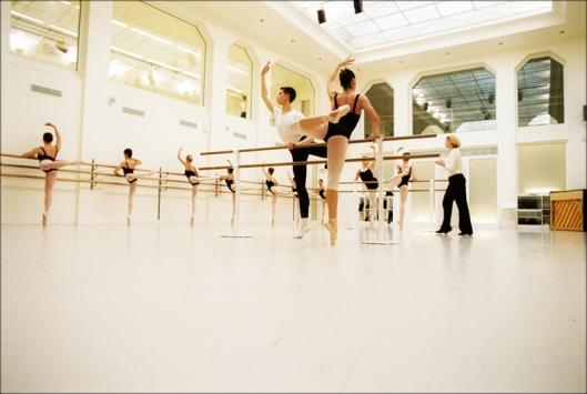 Brooke, Studio Annenberg, Académie Américaine de Danse de Paris