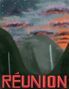 La Réunion, by Michelle Schwartzbauer