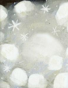 White Christmas, by Michelle Schwartzbauer