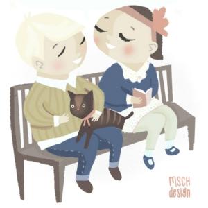 Children, by Michelle Schwartzbauer