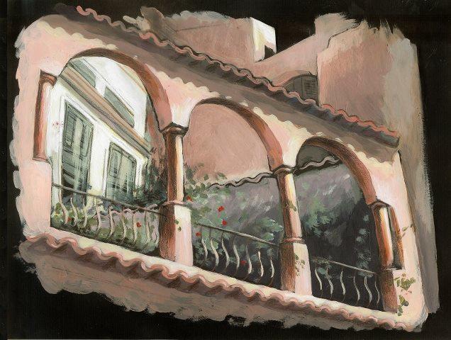 Maison, by Michelle Schwartzbauer
